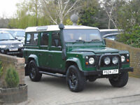 1996 Land Rover 110 Defender County 300 TDI Manual