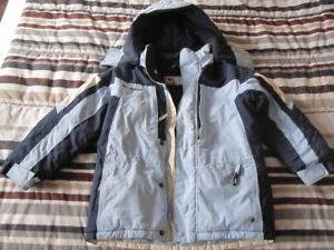 Boys Columbia Winter Jacket, size 7/8 youth