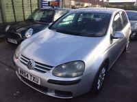 2004 Volkswagen Golf 1.6 FSI SE 5dr 10 months mot only £999