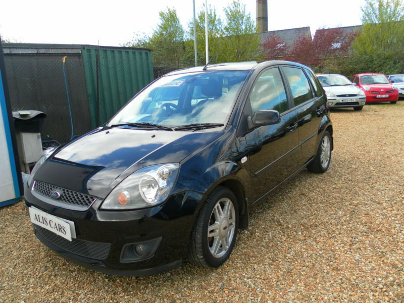 ford fiesta automatic 2006 ghia sold sold in cambridge cambridgeshire gumtree. Black Bedroom Furniture Sets. Home Design Ideas