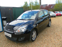 Ford Fiesta automatic 2006 Ghia SOLD SOLD