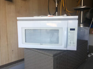 Westinghouse Microwave (Over the range)