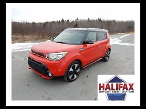 2014 Kia SOUL SX Luxury 4U