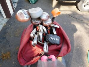 Ladies Golf Sets x 2  R/H