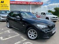 2012 BMW X1 XDRIVE18d M SPORT 59035 MILES 6 SPEED START/STOP CLIMATE CONTROL SER