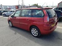 2010 59 CITROEN C4 GRAND PICASSO 1.6 HDi 16V EGS VTR+ AUTOMATIC.FINANCEAVAILABLE
