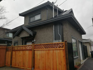 Vancouver West Brand New Laneway House