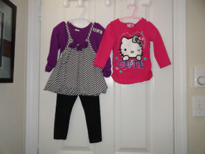 Girls' Outfits - Size 2
