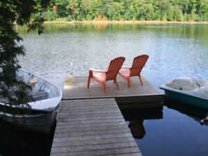 OTTER LAKE COTTAGE FOR FALL RENTAL