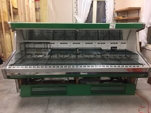 Commercial refrigeration display unit - As is