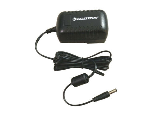 Genuine Celestron AC to 12V DC Power Adapter for Computerized Telescopes