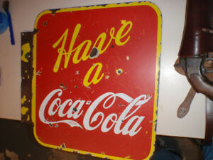1941 coke sign from newfoundland