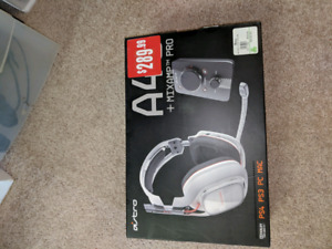 Astro a40 wired headset with mix amp