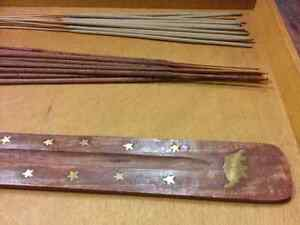Organic incense set