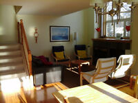 Sunny 3 bedroom town house in South Canmore