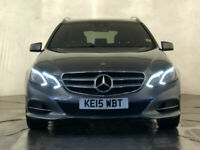 2015 MERCEDES-BENZ E220 SE AUTO SAT NAV LEATHER HEATED SEATS SERVICE HISTORY