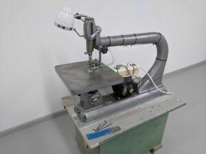 SCROLL SAW - Scie a chantourner 24 inch/puce