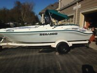 2000 seadoo sportster 1800 fully serviced