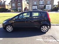 Mitsubishi COLT 1.1 2007 5 DOOR HATCH// MOT. HISTORY. DRIVES THE BEST.ALLOYS. IN STUNNING BLACK.