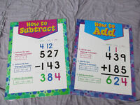Math and Science Learning Poster For Sale
