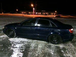 Audi A4 1.8T stage2