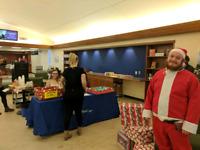 Visit Santa at the Library at Lakehead University!