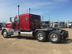 2015 Peterbilt Pride and Class