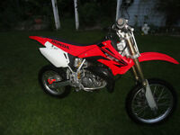 ** REDUCED ** 2005 Honda CR85R/R2 MINT CONDITION