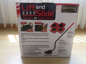 Lift and Slide Furniture Mover (New in Box) Windsor Region Ontario image 2