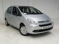 2006 56 CITROEN XSARA PICASSO 1.6 PICASSO EXCLUSIVE HDI 5D 89 BHP DIESEL