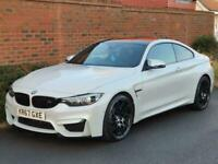 BMW M4 COMPETITION DCT AUTO 3.0 TWIN TURBO COUPE - 2017/67