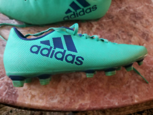 Adidas youth and adult soccer shoes