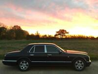 2001 BENTLEY ARNAGE 6.75 TURBO RED LABEL 85K MILES! Green T