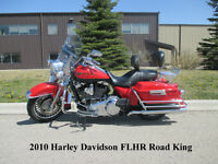 2010 Harley Davidson Road King FLHR - Loaded with extras!
