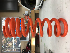 Raceteck KTM Spring for 195lb rider without gear