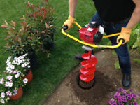 Casual labourer needed - full day - planting 2 yr old shrubs