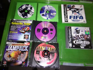 Playstation 1 games - ps1 psone