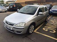 Vauxhall Corsa 1.2 Sxi 2003 12months mot
