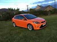 Ford focus st3 mint! Top spec 12 months mot
