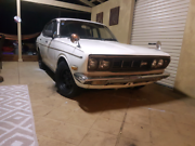 1972 datsun 180b manual swap trades Green Valley Liverpool Area Preview
