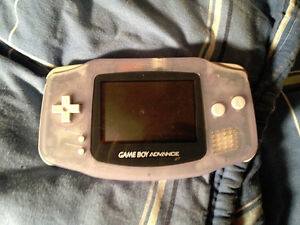 Game Boy Advanced w/ Medal of Honor Game