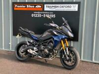 YAMAHA MT09 TRACER SPORT TOURING ADVENTURE COMMUTING MOTORCYCLE