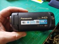 Pansonic HC-W570 HD Camcorder - Used Once, excellent as new