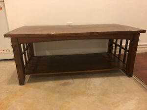 Wooden Coffee Table - Good Condition