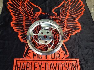 HD 65 Tooth Chrome Pulley Windsor Region Ontario image 2