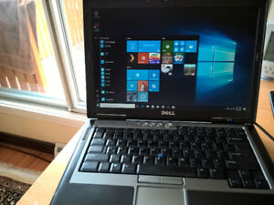 Dell Latitude D620 14inch widescreen business notebook.