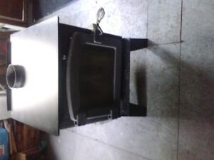 Drolet wood stove $450