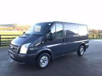 2013 62 FORD TRANSIT 100 T280 SWB LOW ROOF DIESEL GENERATOR MOBILE WORKSHOP DI