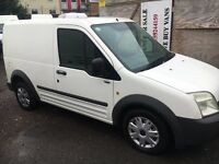Ford transit connect van 03reg very low Maile