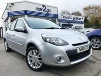 2011 Renault CLIO DYNAMIQUE TOMTOM 16V Manual Hatchback